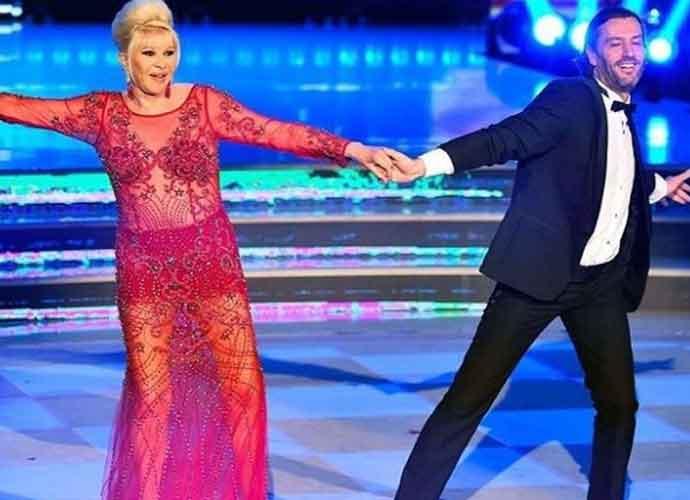 Ivana Trump Dances With Ex-Husband Rossano Rubicondi On Italian 'Dancing With The Stars'
