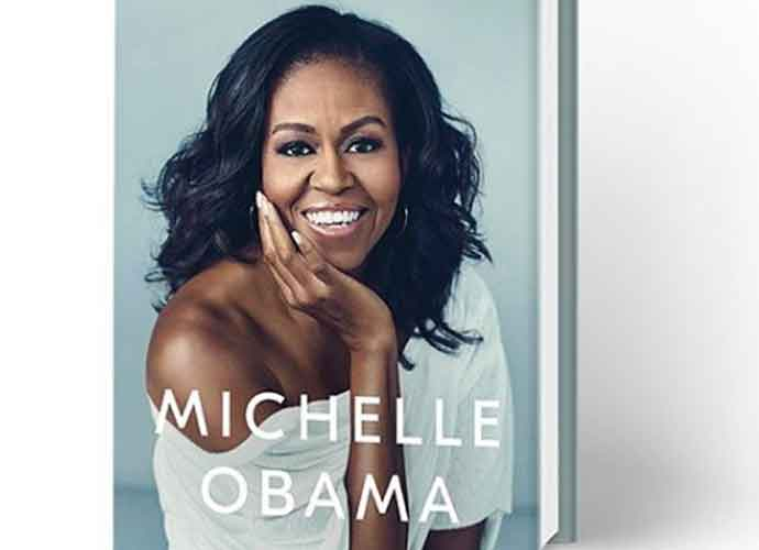 Michelle Obama Taking 'Becoming' Book Tour To Arenas In 10 U.S. Cities [TOUR SCHEDULE]