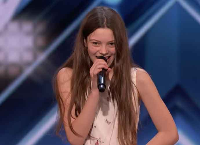 Courtney Hadwin, 13-Year-Old From Britain, Is 'America's Got Talent's Latest Golden Buzzer Winner