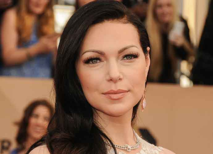 'Orange Is The New Black' Laura Prepon & 'Hell or High Water' Ben Foster Get Married