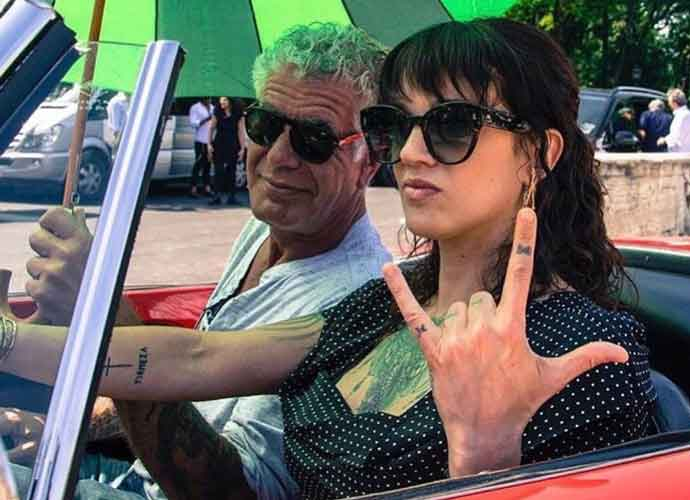 Asia Argento Breaks Silence On Late Boyfriend Anthony Bourdain For First Time Since His Death
