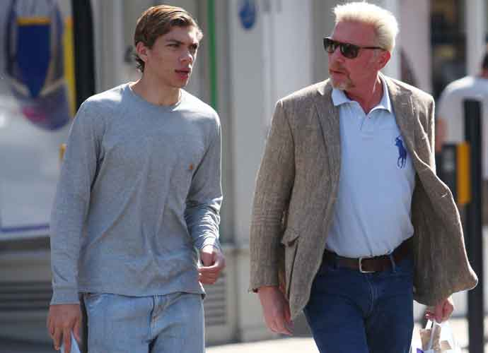Boris Becker & Son Elias Becker Visit University Of Roehampton After Champ Claims Diplomatic Immunity In Bankruptcy