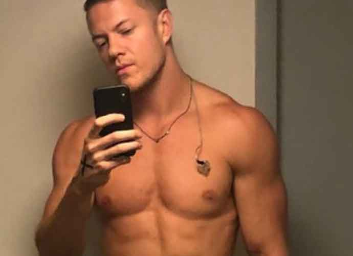 Imagine Dragons' Dan Reynolds Posts Shirtless Body Transformation Pictures After Auto-Immune Disease