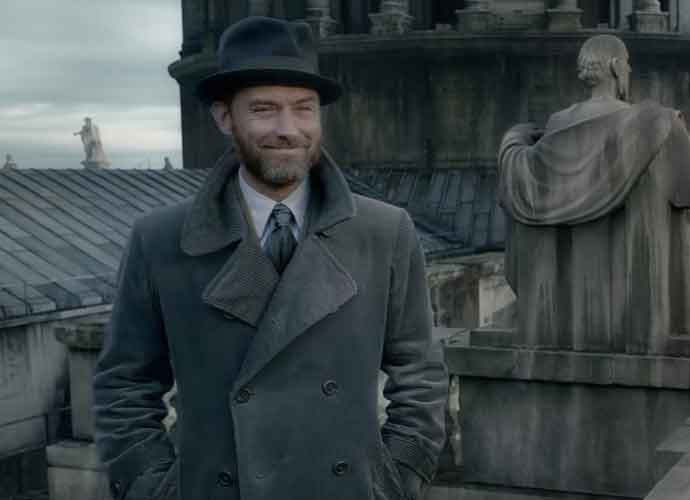 Jude Law Talks Portraying Albus Dumbledore As Gay Man In 'Fantastic Beasts' Sequel
