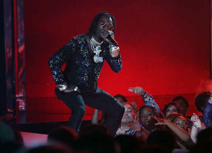 Rapper Offset Faces Felony Charge For Destruction Of Property For Grabbing iPhone