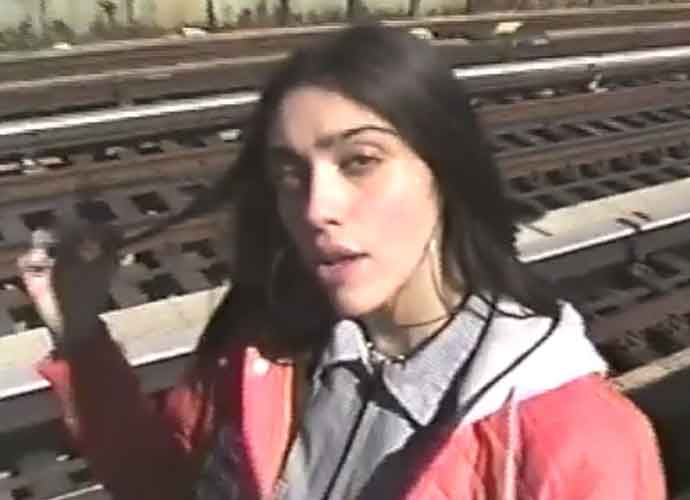 Madonna's Daughter Lourdes Leon Walks Down New York Fashion Week In A Skimpy Outfit [PHOTOS]
