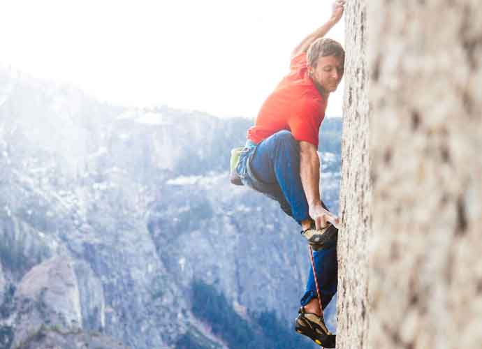 VIDEO EXCLUSIVE: Rock Climber Tommy Caldwell On 'The Dawn Wall,' Getting Kidnapped & Losing A Finger