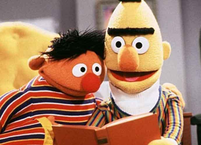 "Former 'Sesame Street' Writer Mark Saltzman Saw Bert And Ernie As ""Loving Couple,"" Sesame Street Denies Characters Are Gay"