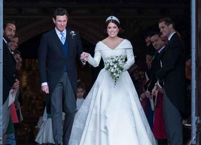 Princess Eugenie Of York & Jack Brooksbank Are Married At Windsor Castle