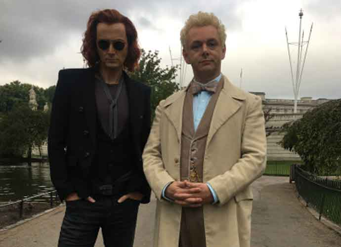First Trailer Of 'Good Omens' Released At New York Comic Con