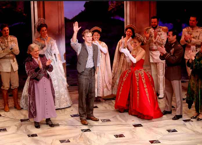 Cody Simpson Makes Broadway Debut As Dimitry In 'Anastasia' In New York