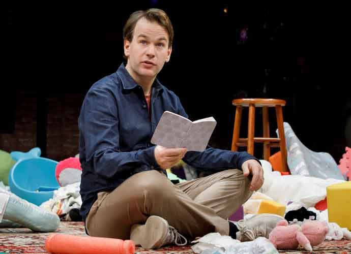 'The New One' Broadway Theater Review: Mike Birbiglia Low-Key Humor Hits Home