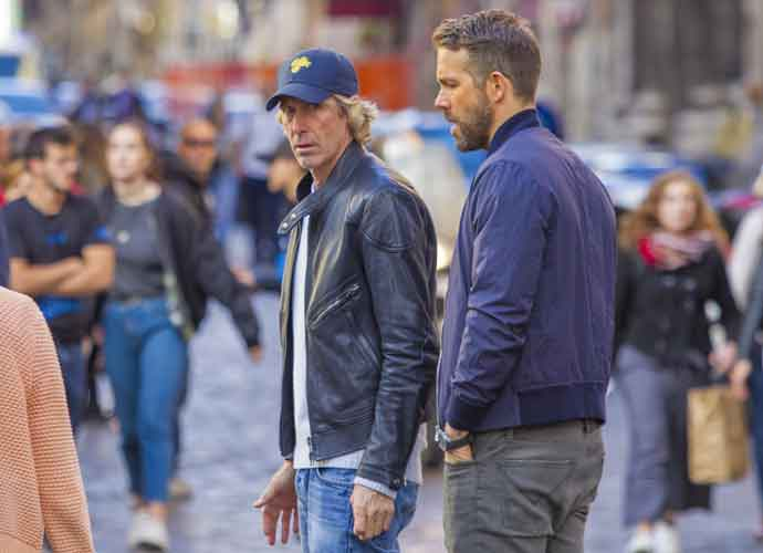 Ryan Reynolds Spotted On Set Of Netflix Action Film 'Six Underground' In Rome