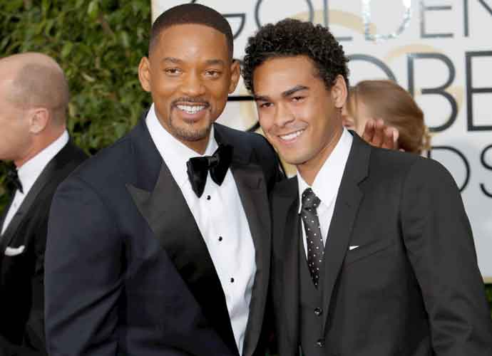 Will Smith Cries Over Rebuilding Relationship With Son Trey Smith
