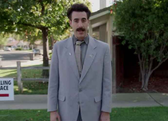 Ken Davitian Reveals Why He Was Not In The 'Borat' Sequel