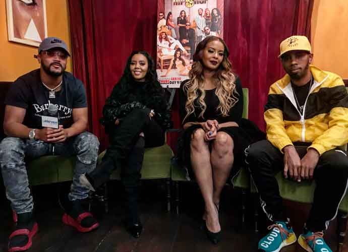 VIDEO EXCLUSIVE: Romeo Miller & Angela, Vanessa & Jojo Simmons Spill On New Season Of 'Growing Up Hip-Hop'