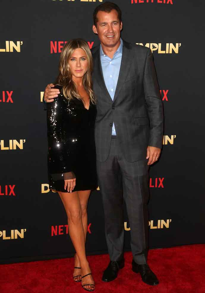 Jennifer Aniston Sparkled On The Red Carpet At The Premiere Of Her Netflix Movie, 'Dumplin'