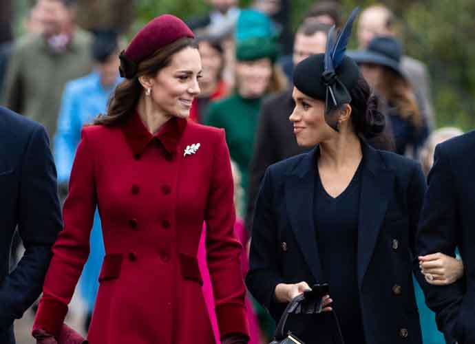 Meghan Markle Says Sister-In-Law Kate Middleton Made Her Cry Before Her Wedding In Oprah Interview