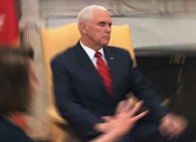 Late Night Shows Mock Mike Pence's Silence During Oval Office Meeting With Trump, Pelosi & Schumer [BEST MEMES]