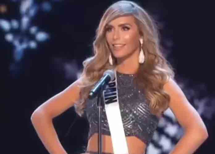 Miss Spain Angela Ponce Makes History As Miss Universe's First Transgender Contestant