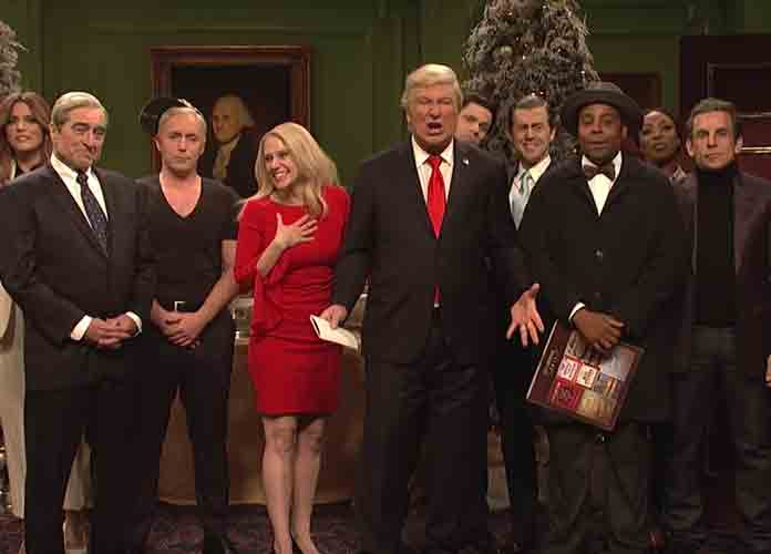 """Donald Trump Blasts 'SNL' Again On Twitter, Says Show's Material """"Should Be Tested In Courts"""""""