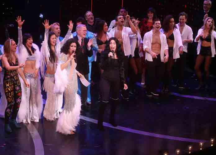 Cher Performs At Opening Of 'The Cher Show' On Broadway, Kanye West Apologizes For Texting