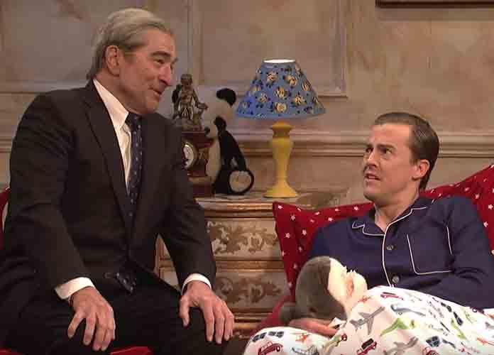 Robert De Niro Returns To 'SNL' As Robert Mueller To Give Eric Trump A Warning [VIDEO]