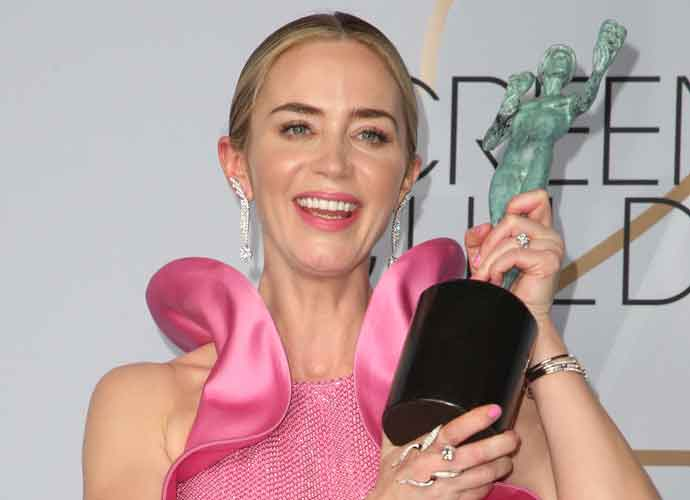 SAG Awards 2019: Emily Blunt & Rami Malek Win Top Acting Prizes [Full Winners List]