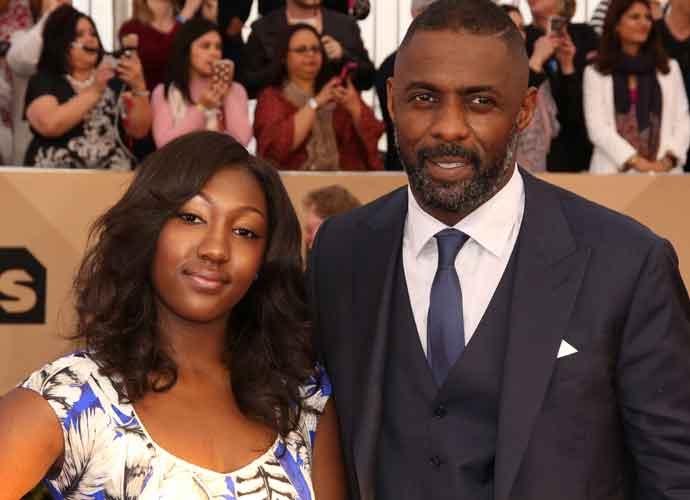 Who Is Isan Elba, Idris Elba's Daughter & Miss Golden Globes 2019?