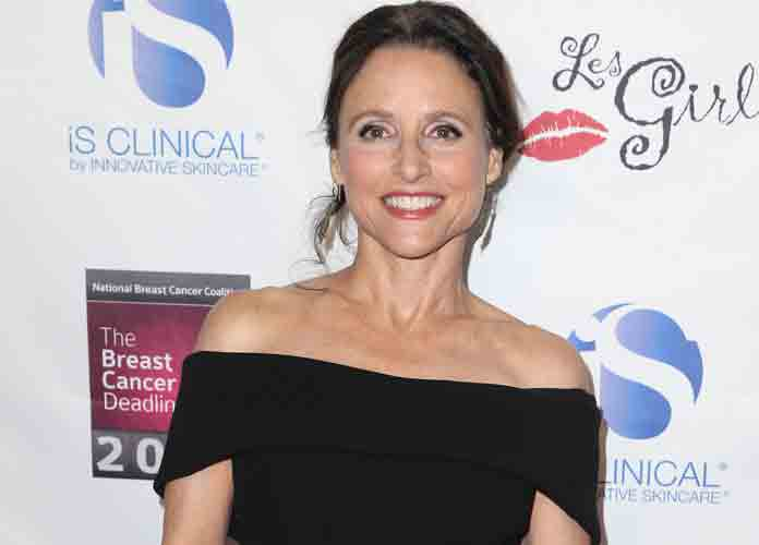 Julia Louis-Dreyfus Slams Brett Kavanaugh While Accepting Mark Twain Prize For American Humor