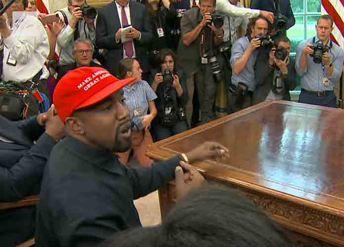 Kanye West Announces He's Distancing Himself From Politics