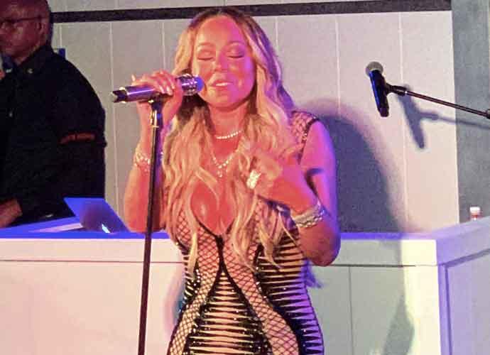 Mariah Carey Succeeds In 'Bottle Cap Challenge' With High Note