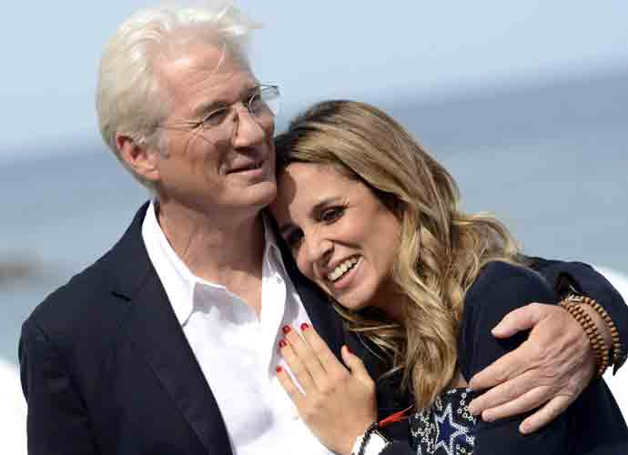 69-Year-Old Richard Gere & Wife Alejandra Welcome Baby Boy