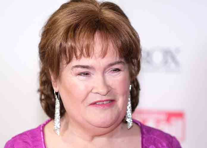 'America's Got Talent: The Champions:' Susan Boyle Gets Standing Ovation, Golden Buzzer In Return To Competition [VIDEO]