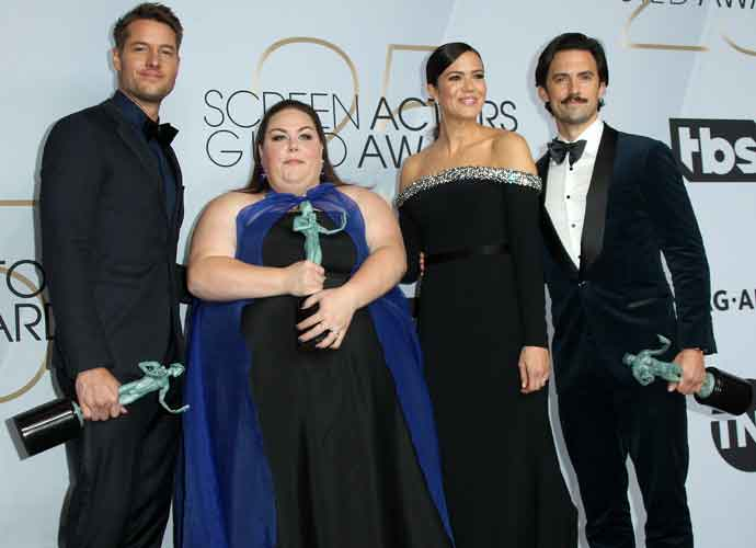 'This Is Us' Wins Top Television Prize At SAG Awards [PHOTOS]