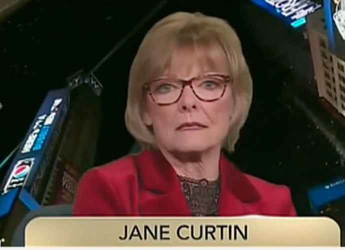 "Comedian Jane Curtin: ""My New Year's Resolution Is To Make Sure The Republican Party Dies"" [VIDEO]"