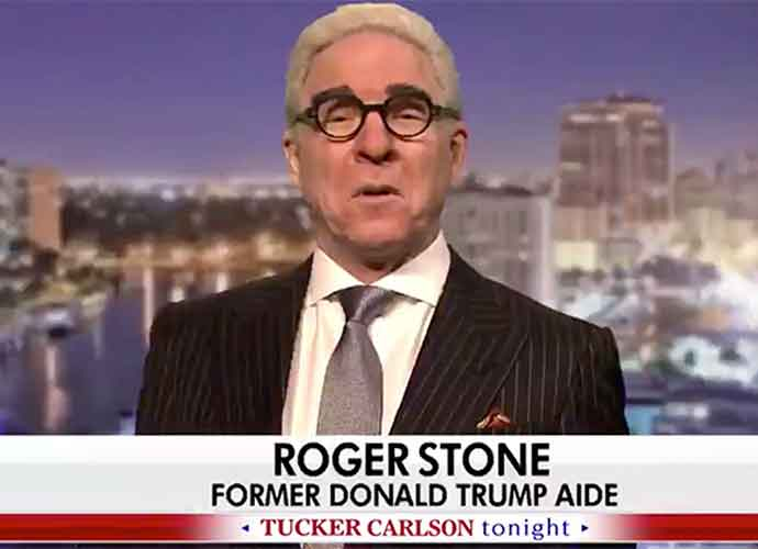 Steve Martin Makes Cameo As Trump-Aide Roger Stone In SNL's Cold Open [VIDEO]