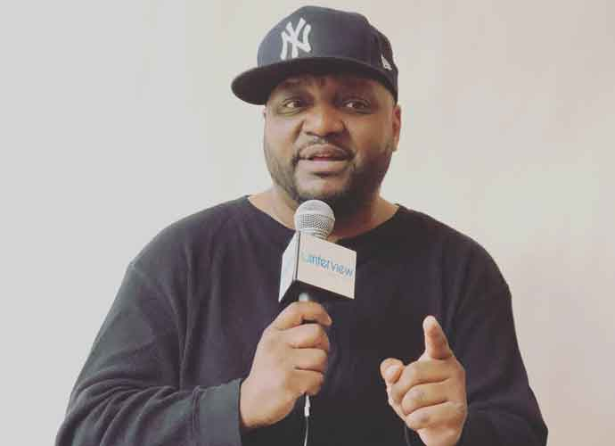 VIDEO EXCLUSIVE: Comedian Aries Spears On New Stand-Up Material & Donald Trump