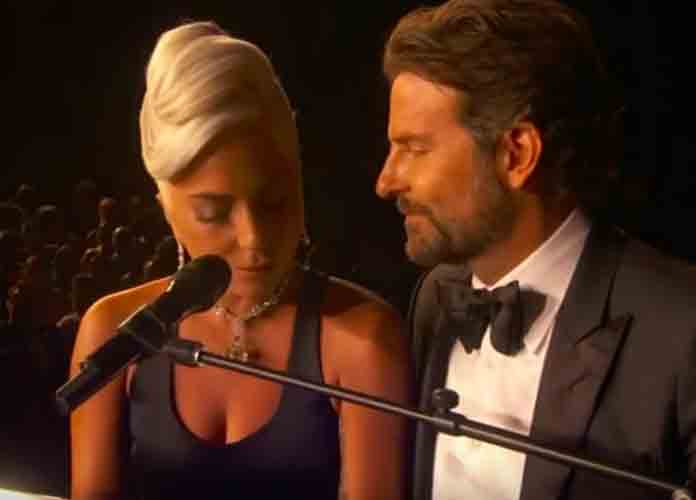 "Bradley Cooper & Lady Gaga Light Up Oscars Stage With ""Shallow"" Performance From 'A Star Is Born' [VIDEO]"