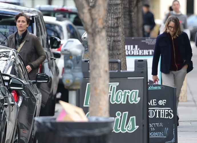 Jodie Foster & Her Wife Alexandra Hedison Spotted Having Breakfast In L.A.