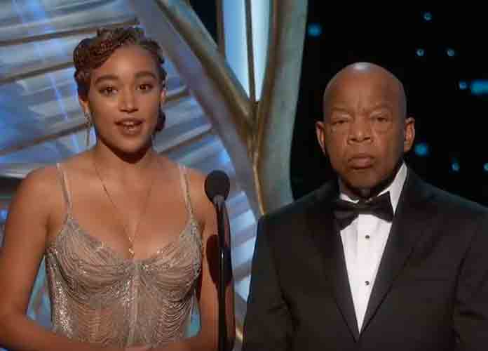Oscars 2019: Civil Rights Leader Rep. John Lewis Introduces Best Picture 'Green Book' [VIDEO]