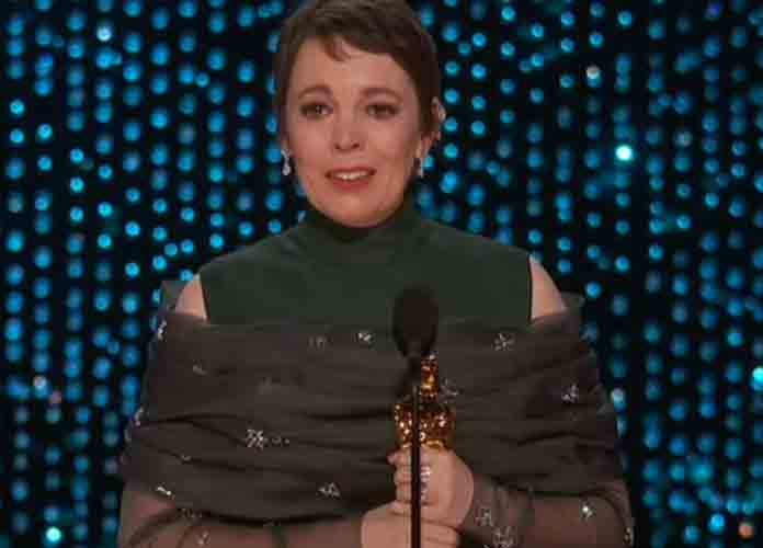 Oscars 2019: Olivia Colman Wins Best Actress For 'The Favourite,' Delivers Rambling Speech [VIDEO]