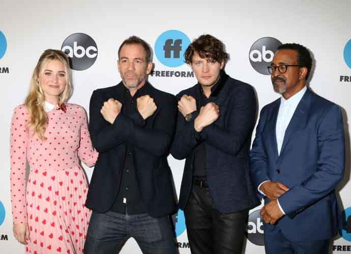 'Schooled' Cast Members Attend Disney ABC Television TCA Winter 2019 Press Tour