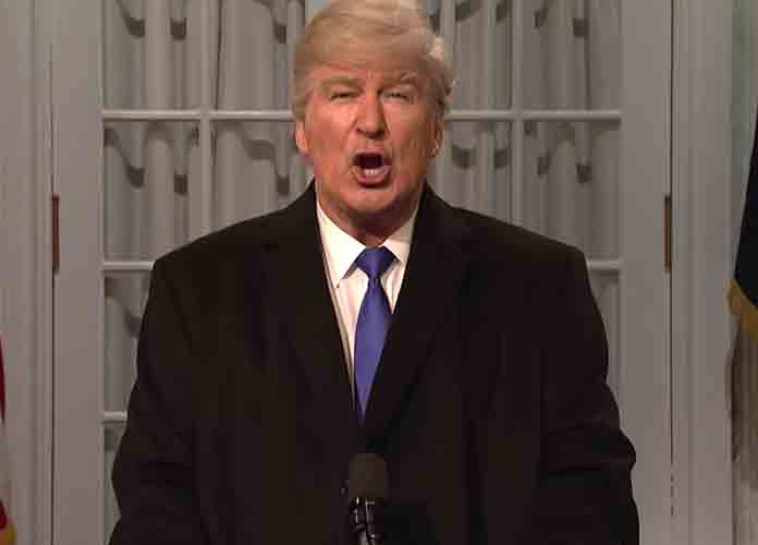 'Saturday Night Live' Cold Open Features Alec Baldwin As Trump At A New Mexico Rally [Video]