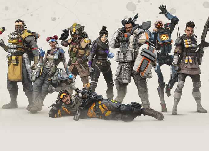 'Apex Legends' Hits 50,000 Players In Its First Month