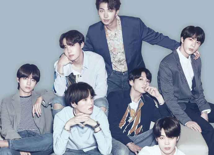BTS Releases New Album 'Map Of The Soul' & Video For 'On' Featuring Sia [Concert Tour Tickets Info]