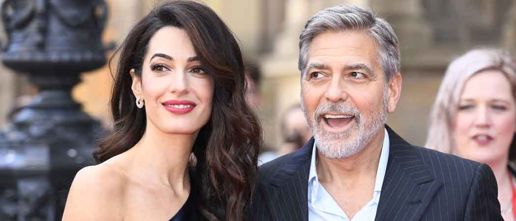 George & Amal Clooney Donate $100,000 For Beirut Relief Efforts