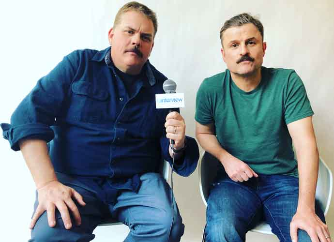VIDEO EXCLUSIVE: 'Super Troopers' Stars Stars Kevin Heffernan & Steve Lemme On Why They Did 'The Full Monty'