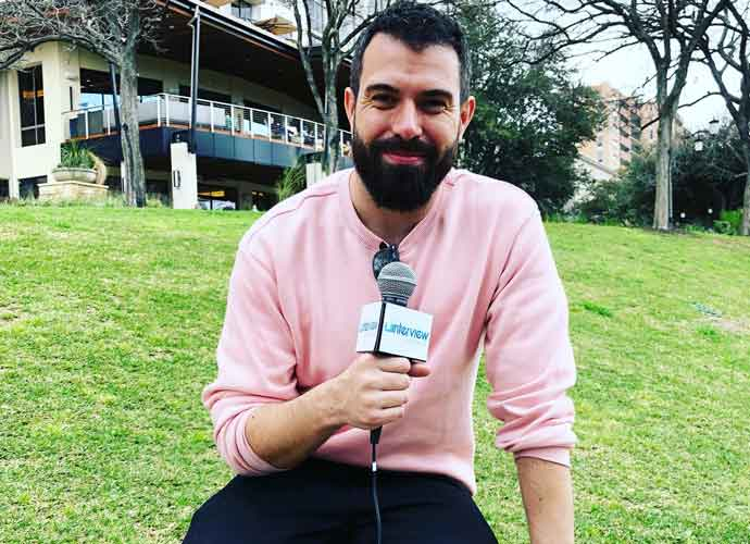 VIDEO EXCLUSIVE: Tom Cullen Discusses His Directorial Debut Film 'Pink Wall' At SXSW 2019
