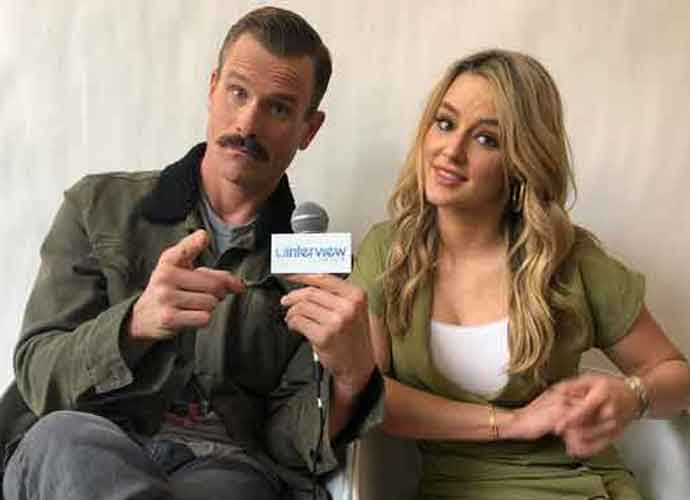 VIDEO EXCLUSIVE: Gabriel Hogan & Hassie Harrison On 'Tacoma F.D.'